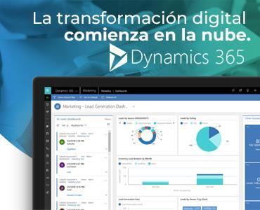 La transformación digital comienza en el cloud